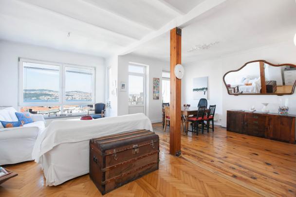 Bosphorus View Apartment